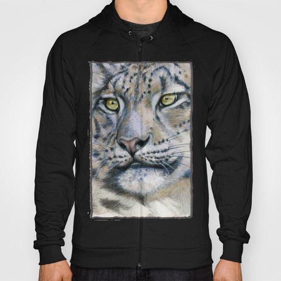 Snow Leopard A091 Hoody
