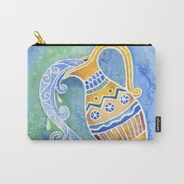 Zodiac Collection: Aquarius Carry-All Pouch