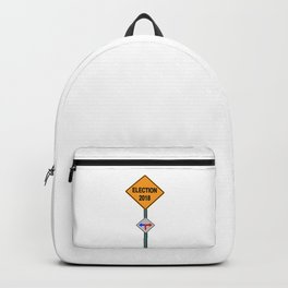election 2018 Backpack