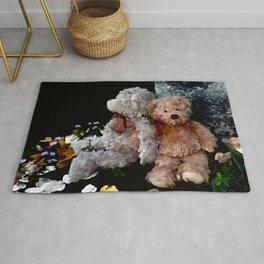 Teddy Bear Buddies Rug