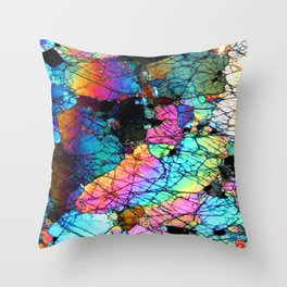 Rock and Roll # 53 Throw Pillow