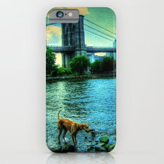 New York Brooklyn Bridge Slim Case iPhone 6s