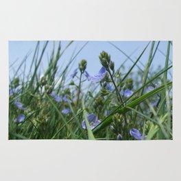Wildflower Meadow Rug