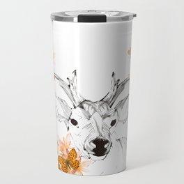 spring cervo Travel Mug