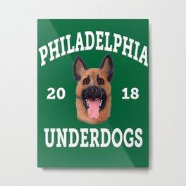 underdogs Metal Print