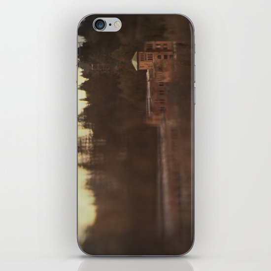 Old brewhouse iPhone & iPod Skin
