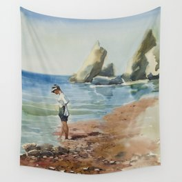 New Aphrodite Wall Tapestry