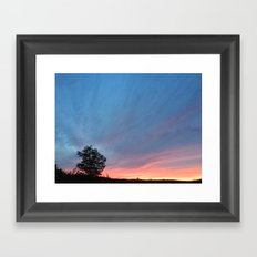 Airwaves Framed Art Print