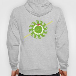 The Nums Wheel Hoody