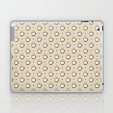 Coffee Pattern (color) - Drinks Series Laptop & iPad Skin