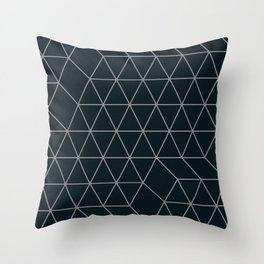 Cityscape Geo 2 Throw Pillow