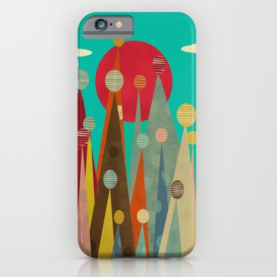 pleasure peaks iPhone & iPod Case