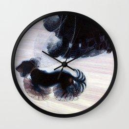Giacomo Balla Dynamism of a Dog Wall Clock