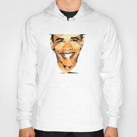 obama Hoodies featuring ICONS: Obama by LeeandPeoples