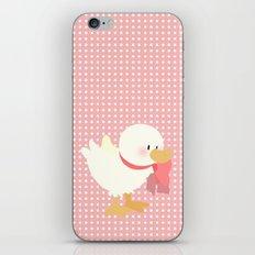 duck (female) iPhone & iPod Skin