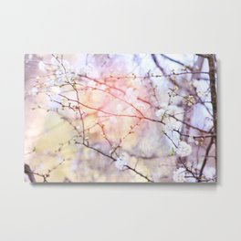 Nature's Whimsy Metal Print