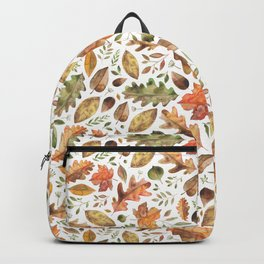 Autumn/Fall Leaves Backpack