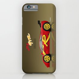 1996 McLaren F1 GTR #10R - Presentation iPhone Case