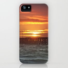 Port Hughes Jetty iPhone Case