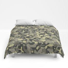 Camouflage Comforters