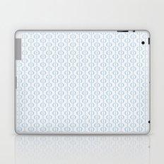 Retro Blue Laptop & iPad Skin