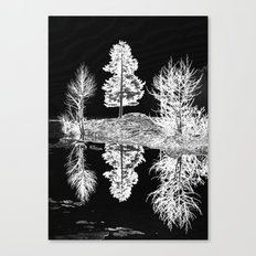 The Thaw Norway Canvas Print