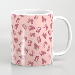Arcade in Pink Coffee Mug