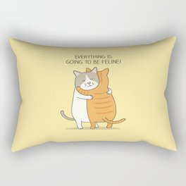Hugs Rectangular Pillow