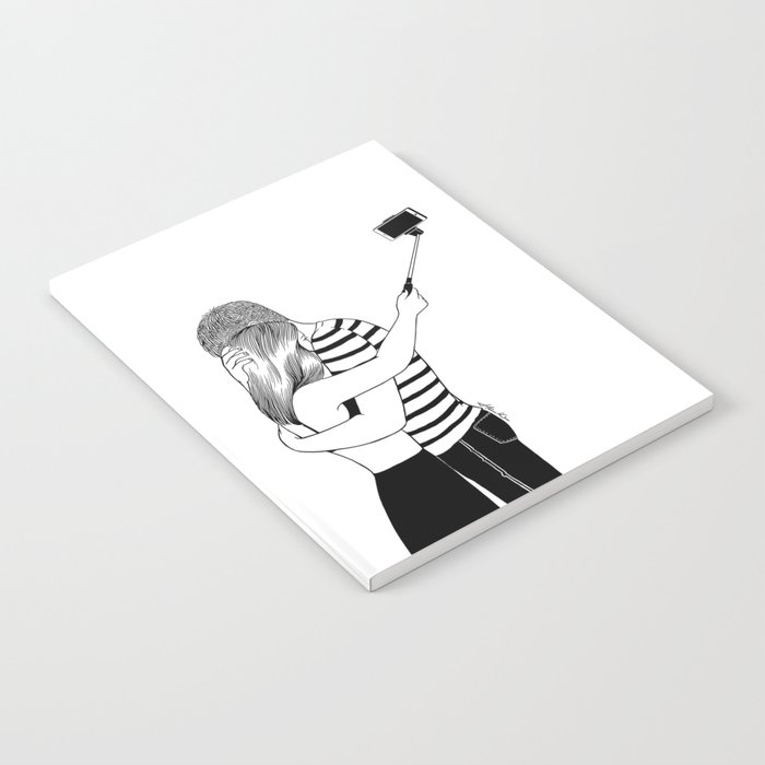 Do I love you or Do I just love me in love Notebook