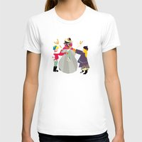 snowman T-shirts featuring Snowman by Design4u Studio