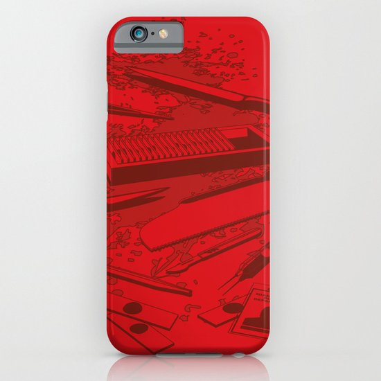 Serial Killer Toolbox iPhone & iPod Case