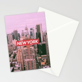 New York City (Vintage Collection) Stationery Cards