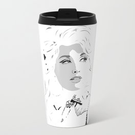 Miss Parton Travel Mug