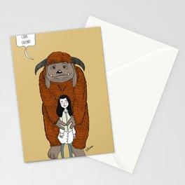 Ludo, Friend Stationery Cards