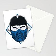 SubZero Stationery Cards