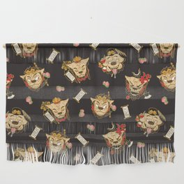 Komainu X Journey to the West Wall Hanging