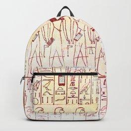 Ancient Egypt smartphones Backpack