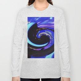 Swirling colors 01 Long Sleeve T-shirt