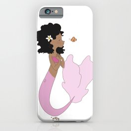 Mermaid Heart iPhone Case