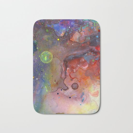 Out of Space Bath Mat
