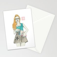 Contradiction Stationery Cards
