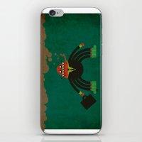 spider man iPhone & iPod Skins featuring Spider man by Sklett