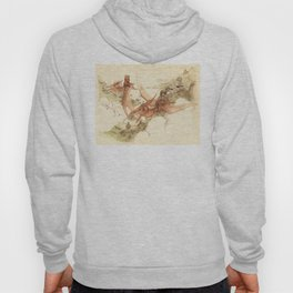 At the End of the World Hoody