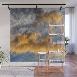 clouds in the morning, sunrise Wall Mural