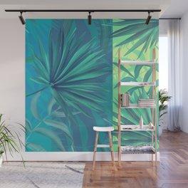 soft tropic Wall Mural