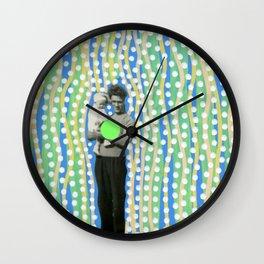 Hey Papa Wall Clock