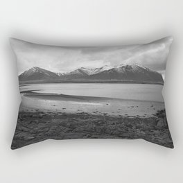 Bad Weather Report Rectangular Pillow