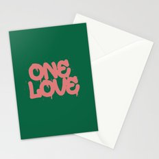 ONELOVE Stationery Cards