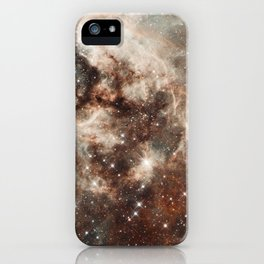 Cloud Galaxy iPhone Case