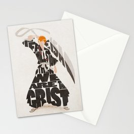The Substitute Soul Reaper Stationery Cards